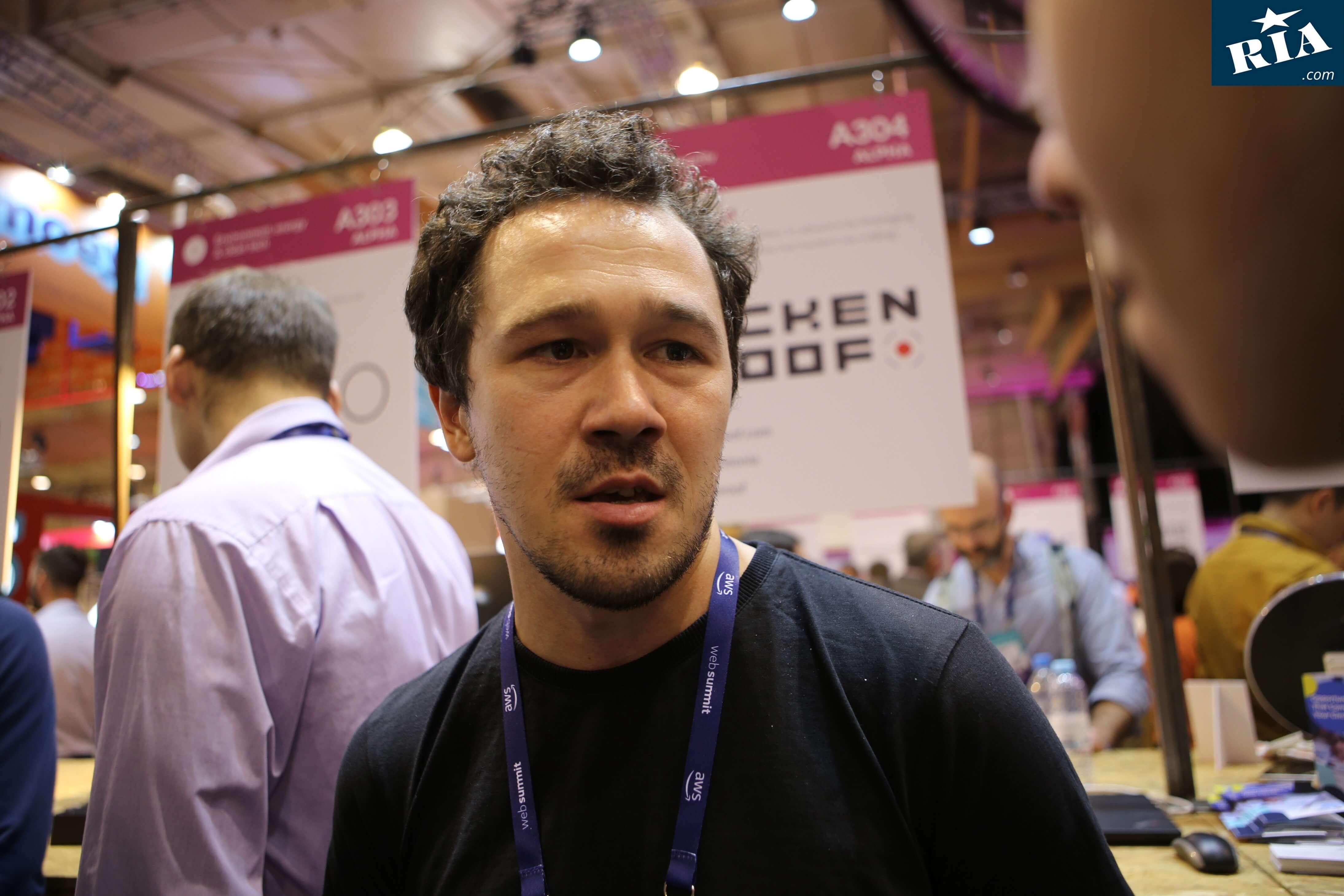 Andrew Matiukhin, HackenProof