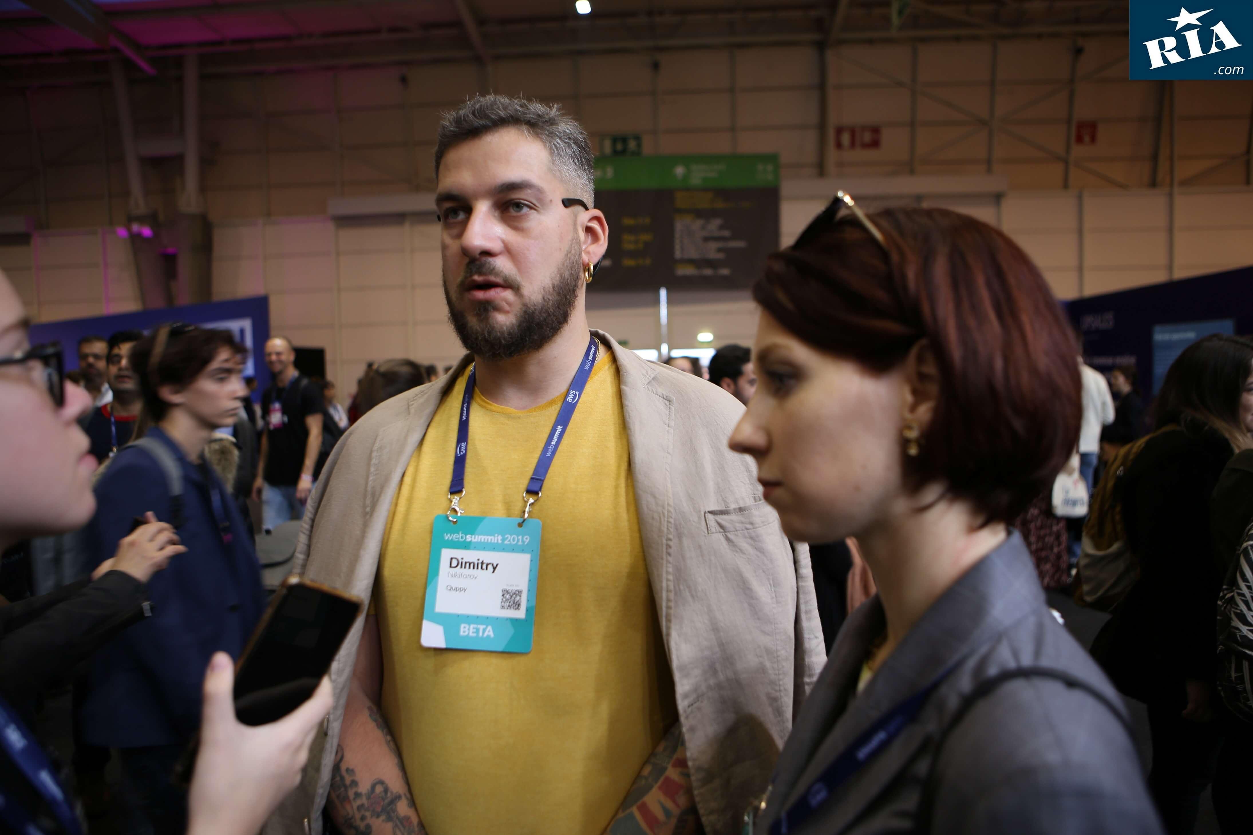 Dimitriy Nikiforov, Quppy